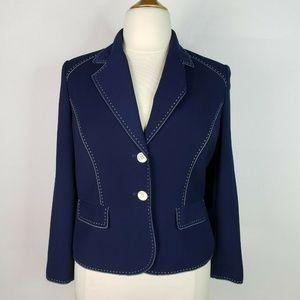 Drapers & Damons Womens Jacket Size 14 Blazer Top